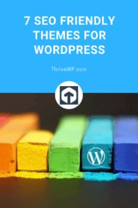 7 SEO friendly themes for WordPress