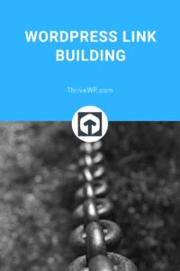 WordPress link building