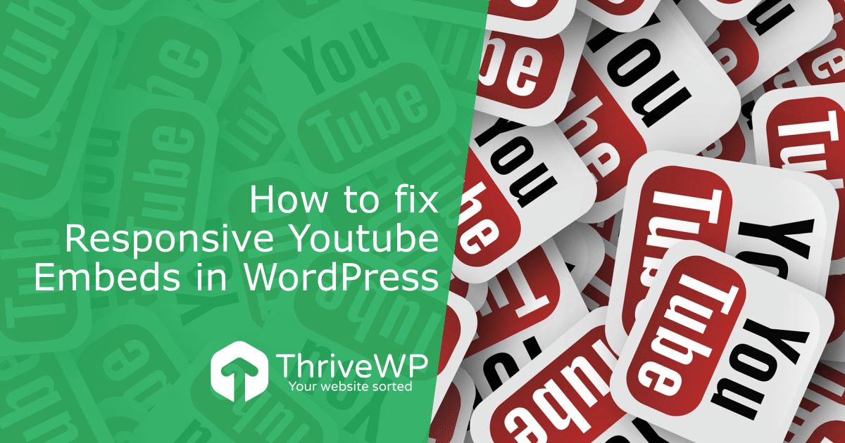Embed Youtube Responsive Video Wordpress – Desenhos Para Colorir