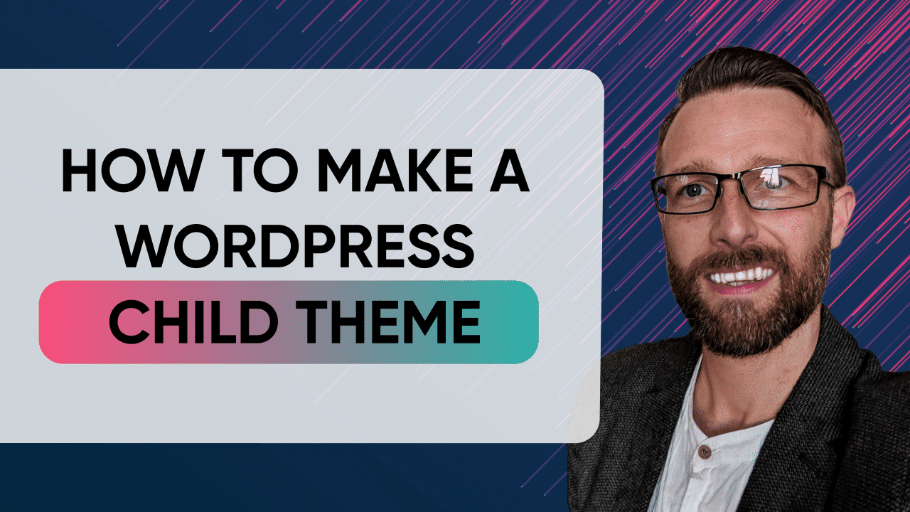 WordPress Maintenance Services How to create a child theme in WordPress
