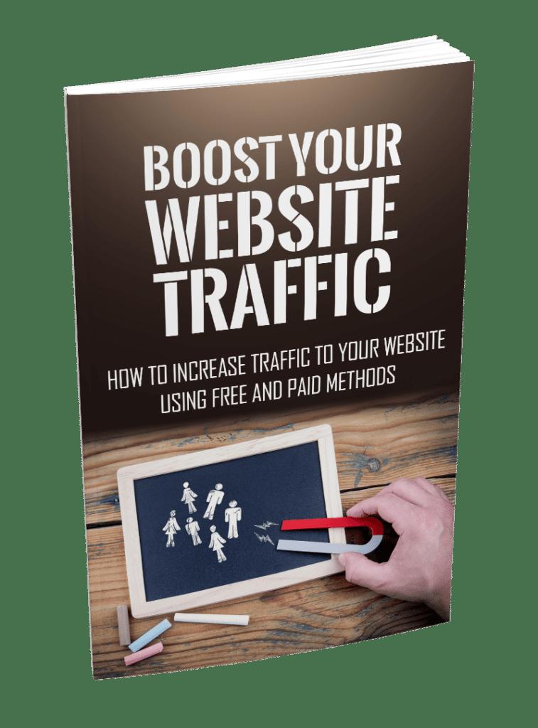Boost WordPress Traffic eBook