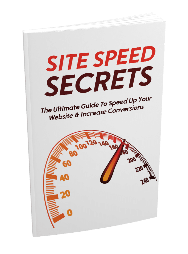 WordPress Speed Secrets eBook