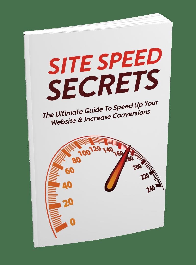 WordPress Management Services UK WordPress Speed Secrets eBook