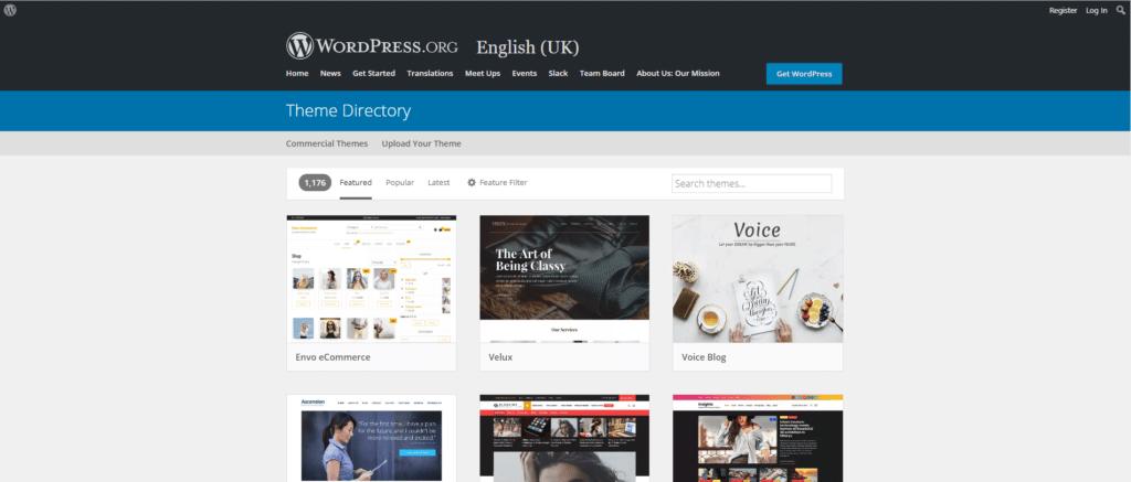 Charity WordPress Themes