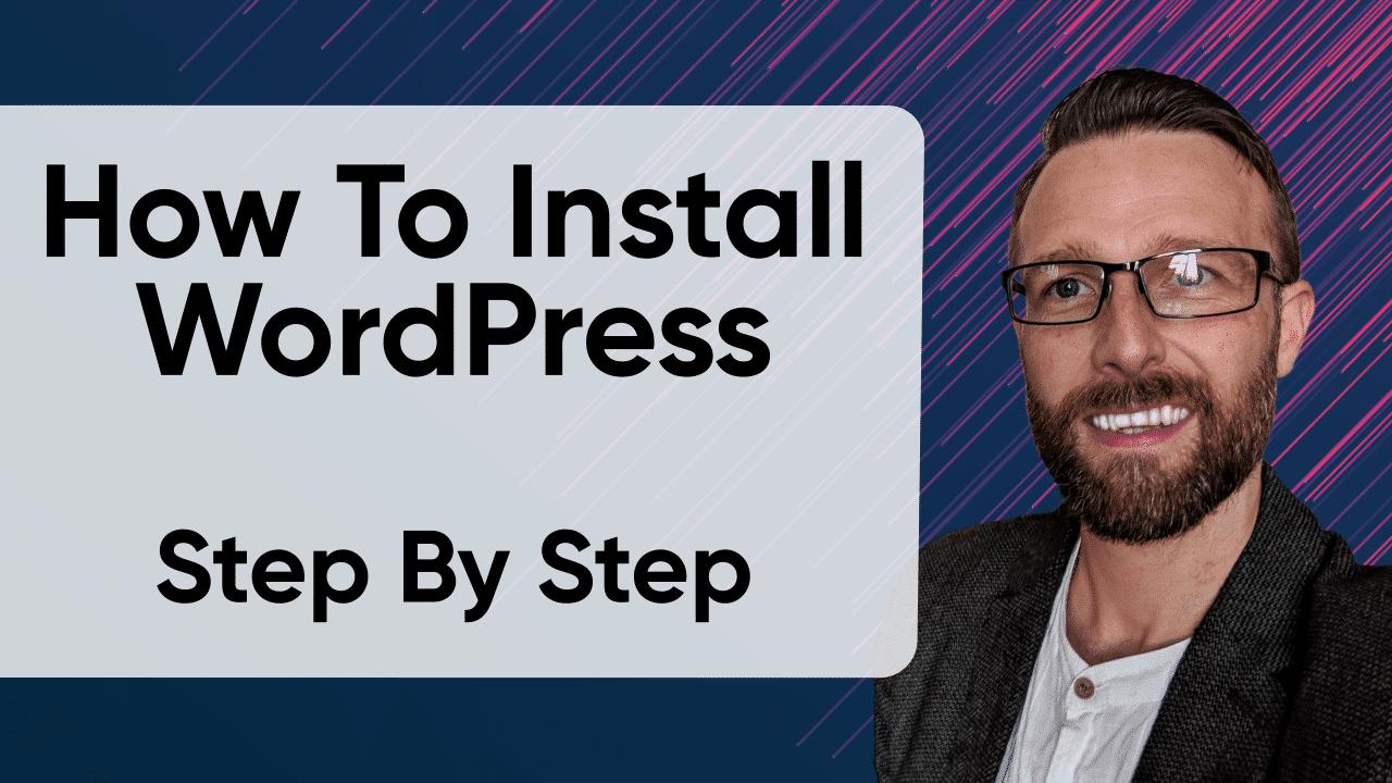 WordPress Maintenance Services How To Install WordPress